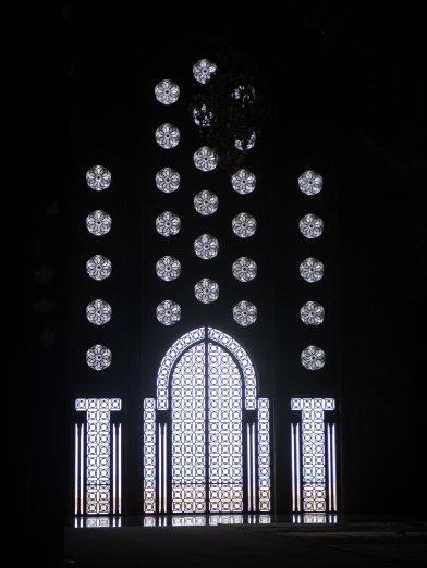 Sortie de la Mosquée