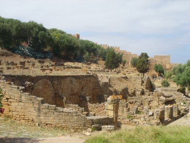 La nécropole de Chellah