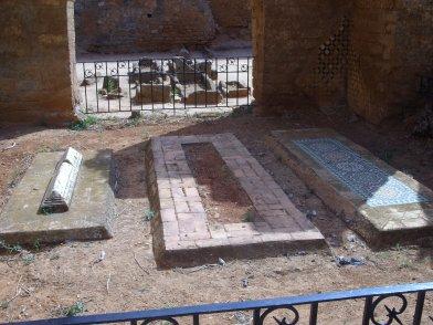 La nécropole de Chellah (suite)