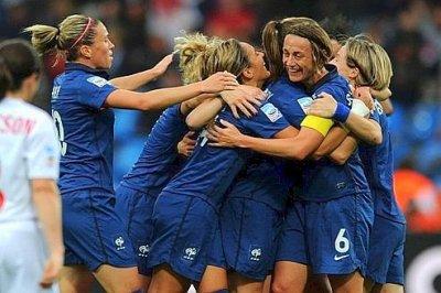 Equipe féminine française