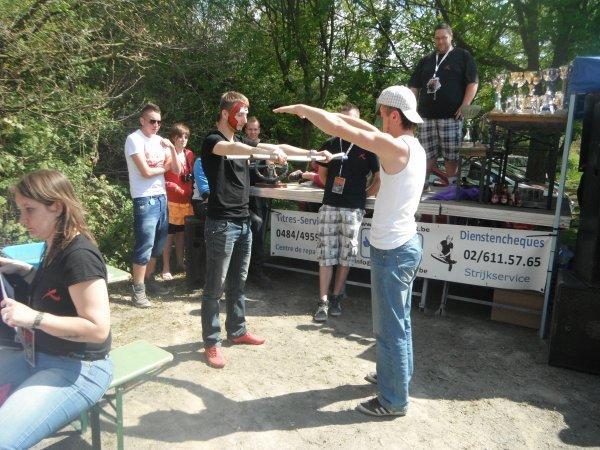 jeu du baton pour fiston et bikette