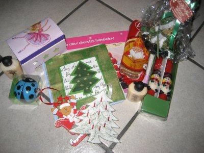 Echange Noël