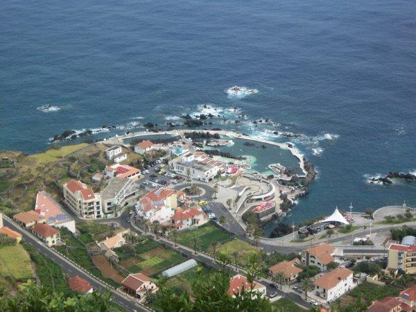 Porto moniz / Ile de Madère