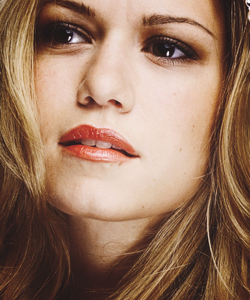 ♦_Elle est mon modèle, elle est mon héros. Mais elle est surtout plus que juste une actrice.