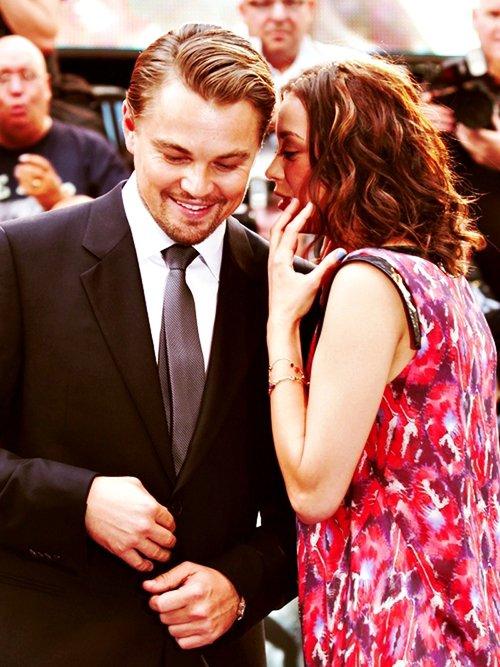 ♦_Leonardo Di Caprio & Marion Cotillard.