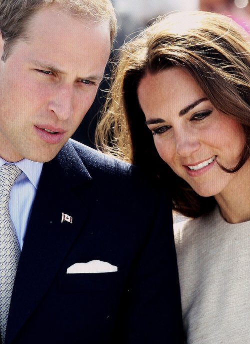 ♦_Kate et William.