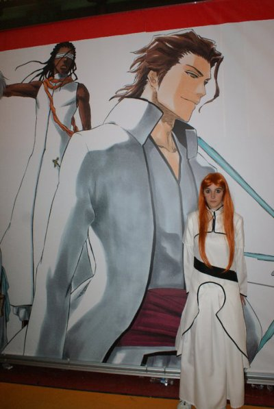 Cosplay orihime