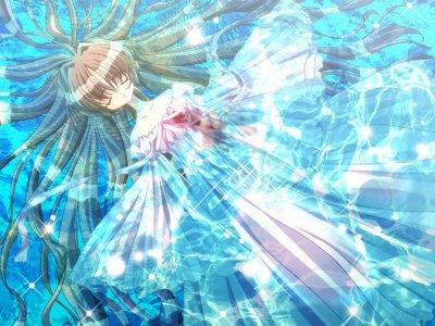9 La mort de Yukirin La grand -Mère de Rena