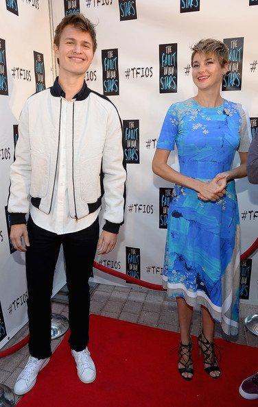 Shailene et Ansel à Miami