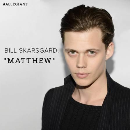 Bill Skarsgard dans Allegiant