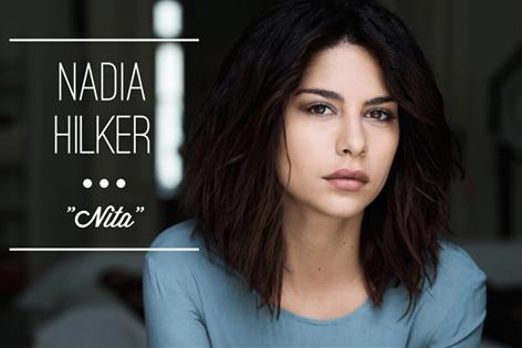 Nadia Hilker dans le rôle de Nita