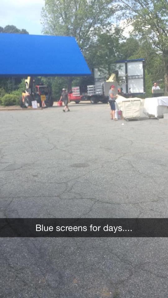 Photos du tournage d'Allegiant