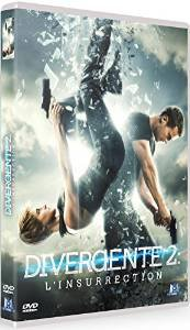 Les DVD de divergente 2