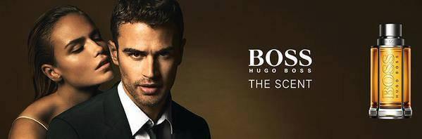 Affiche Hugo Boss