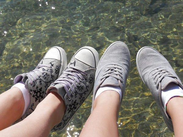 De très jolie chaussures :)