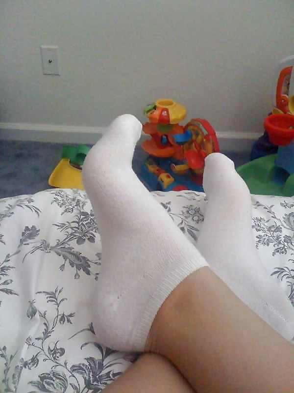 de jolie chaussettes
