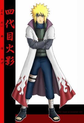 Naruto : Yondaime