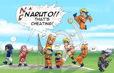 Naruto : Gag