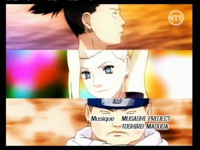 Naruto : Team Ino-Shika-Cho