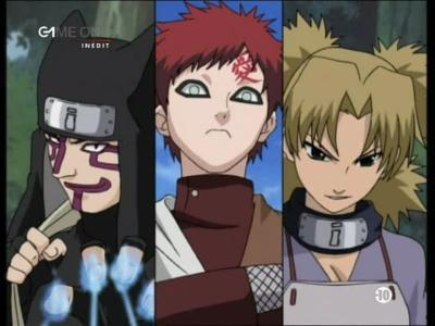 Naruto : Suna
