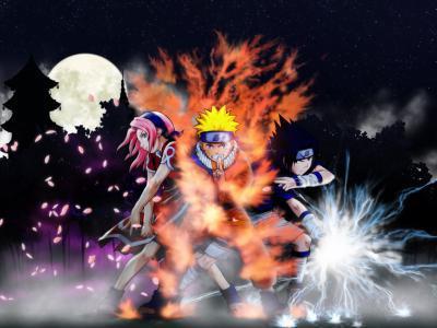Naruto : Team 7
