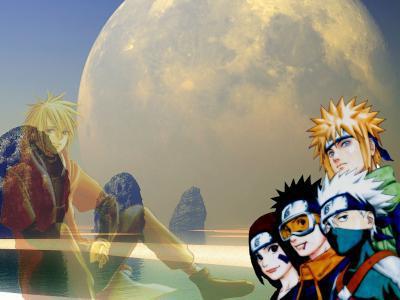 Naruto : Yondaime : Disciples