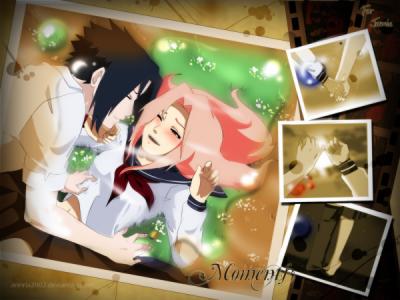 Naruto : SasuSaku