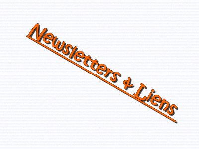 Newsletter / Lien