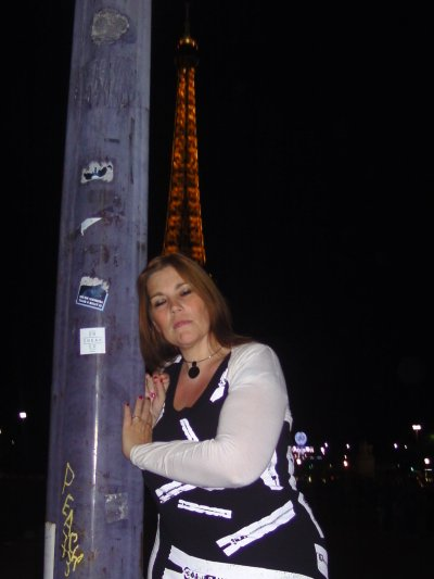 Mes vavances a paris