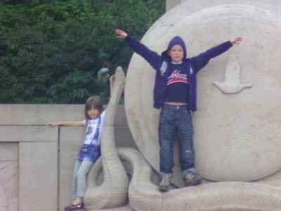 Journée en famille au zoo de lille