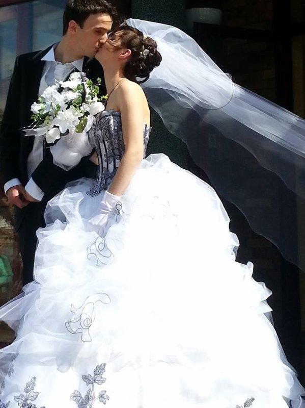 Et voila nous sommes mariée!!