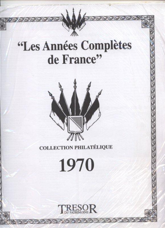 Feuilles de rangement France année 1970 / Neuves encore sous emballage/ Faire offre