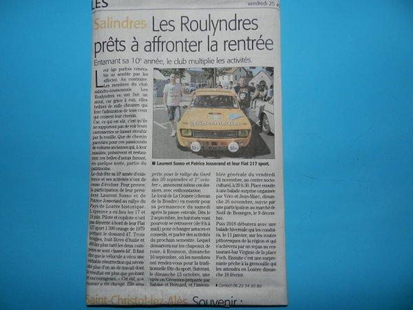 Midi Libre 24 aout 2017