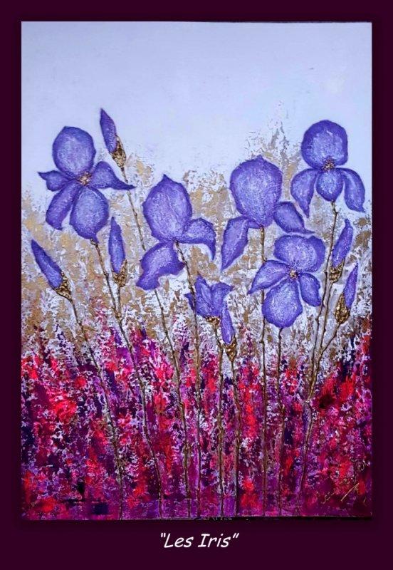 """""""Les iris"""""""