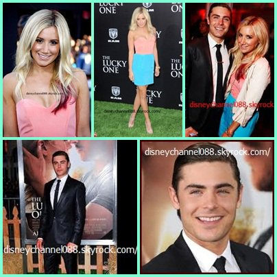 ashley tisdale et zac efron