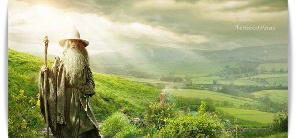 Vous êtes en retard ! - Un magicien n'est jamais en retard, ni en avance d'ailleurs Frodon Sacquet. Il arrive précisément à l'heure prévue.