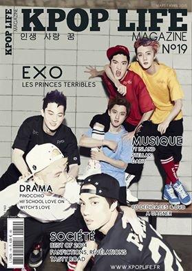 Je suis interviewée dans Kpop Life Magazine !