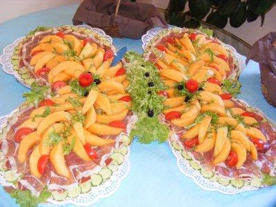 Blog de traiteur38 blog de traiteur38 - Melon jambon cru presentation ...