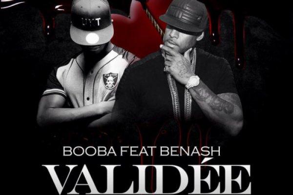 Booba feat benash street Validee by vanosdj (2016)