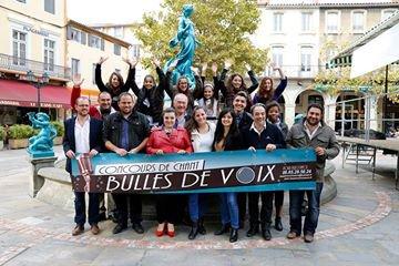 Concours Bulles de voix 2015