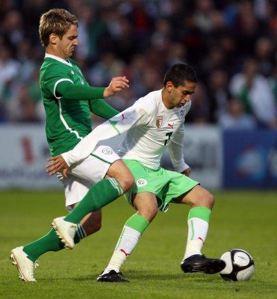 IRLANDE 3-0 ALGERIE