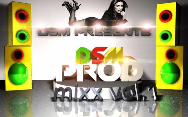 ? ? ?DSM'' Prod Mixx' vOOl' 1? / 13.Dj Lebiross-974 Feat.Damien Marley - Jam-Rock  new-VrS 2012.--DSM PROD MIXX VOL.1-- (2012)