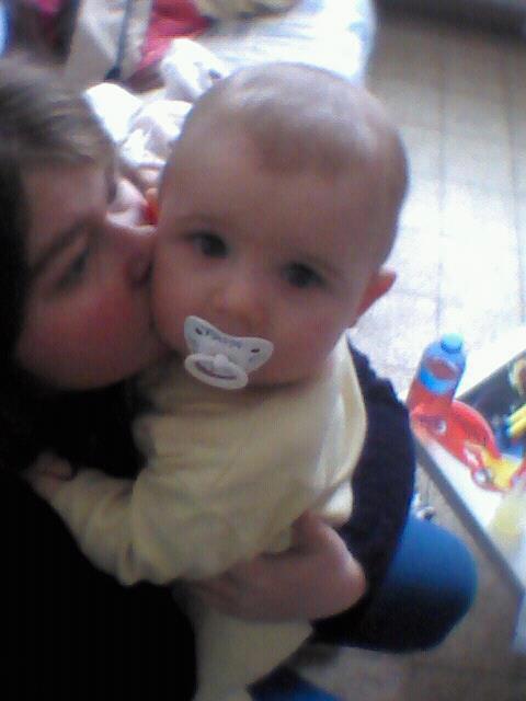 mon petit bébé ques que je t'aime mon petit fieul