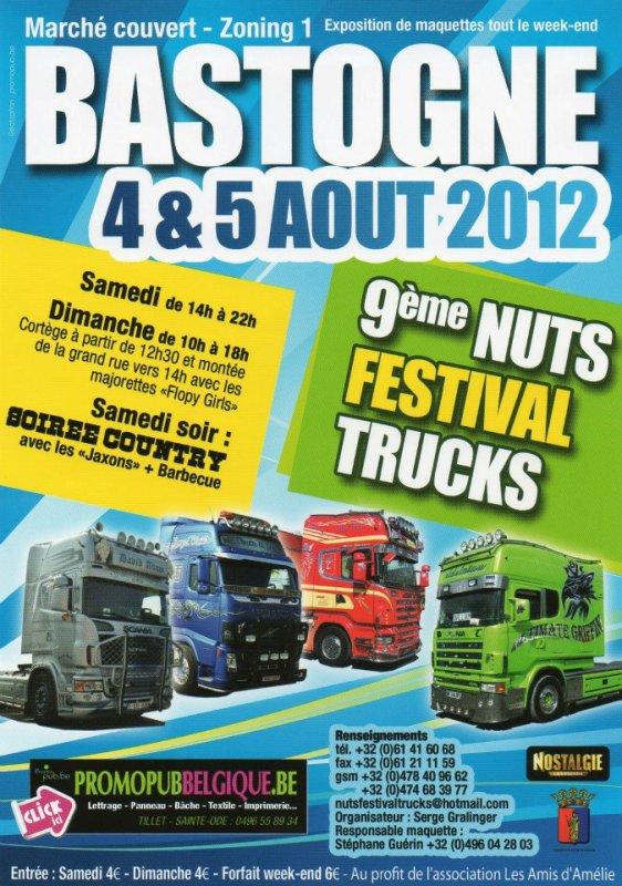 Nuts Festival Trucks