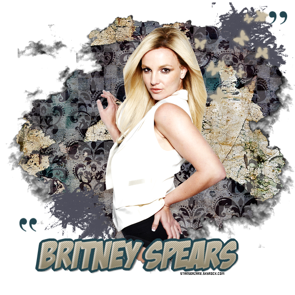 • • BRITNEY SPEARS.