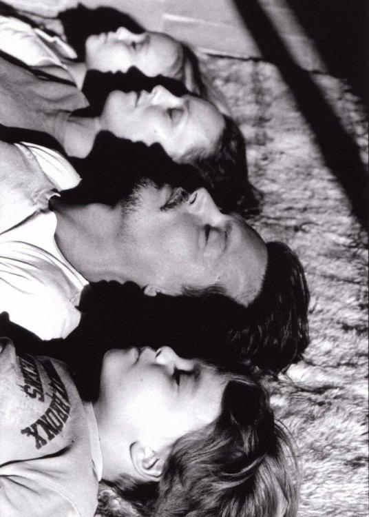 Jack Depp, Johnny Depp, Vanessa Paradis & Lily-Rose Depp