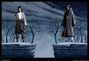 itachi frère ainée de sasuke