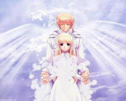 Mon sauveur, mon ange...