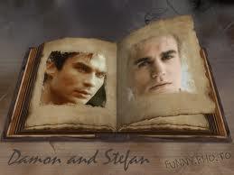 Les frères de vampire diaries !