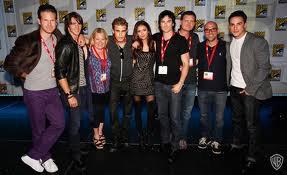 Les acteurs de vampire diaries